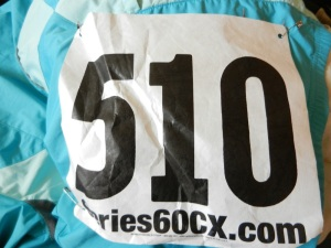 Race number, Sunflower State Games